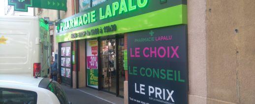 Pharmacie Lapalu, TOULOUSE