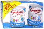 GUIGOZ LAIT CROISSANCE 3 2X800GR à TOULOUSE