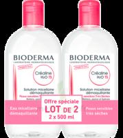 Crealine Ts H2o Solution Micellaire Sans Parfum Nettoyante Apaisante 2fl/500ml à TOULOUSE