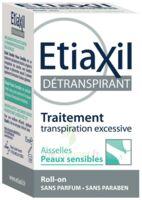 Etiaxil Aisselles Détranspirant Peau Sensibles Roll-on/15ml à TOULOUSE