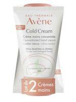 Avène Eau Thermale Cold Cream Duo Crème Mains 2x50ml à TOULOUSE