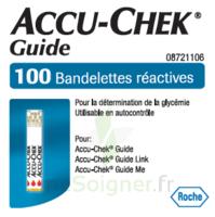 Accu-chek Guide Bandelettes 2 X 50 Bandelettes à TOULOUSE