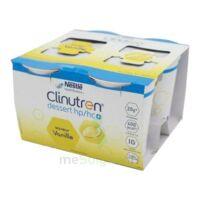 Clinutren Dessert 2.0 Kcal Nutriment Vanille 4cups/200g à TOULOUSE