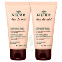 Rêve De Miel® Crème Mains Et Ongles 2*50ml à TOULOUSE