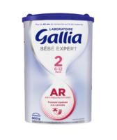 Gallia Bebe Expert Ar 2 Lait En Poudre B/800g à TOULOUSE