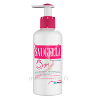 Saugella Girl Savon Liquide Hygiène Intime Fl Pompe/200ml à TOULOUSE