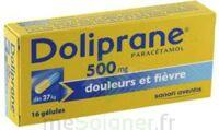 Doliprane 500 Mg Gélules B/16 à TOULOUSE