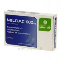 Mildac 600 Mg, Comprimé Enrobé à TOULOUSE
