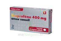 Ibuprofene Arrow Conseil 400 Mg, Comprimé Pelliculé à TOULOUSE