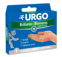 URGO BRULURES-BLESSURES x 6 à TOULOUSE