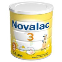 Novalac 3 Lait De Croissance B/800g à TOULOUSE