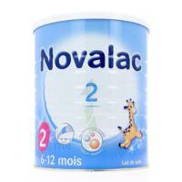 Novalac 2 Lait En Poudre 2ème âge B/800g* à TOULOUSE