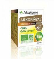 Arkoroyal 100% Gelée Royale Bio Gelée Pot/40g à TOULOUSE