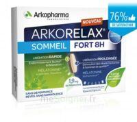 Arkorelax Sommeil Fort 8h Comprimés B/15 à TOULOUSE