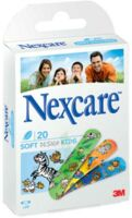 Nexcare Soft Design Kids, Bt 20 à TOULOUSE