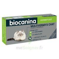 Biocanina Multivermyx Comprimés Vermifuge Chat B/2 à TOULOUSE