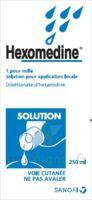 Hexomedine 1 Pour Mille S Appl Loc Fl/250ml à TOULOUSE
