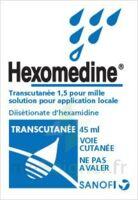 Hexomedine Transcutanee 1,5 Pour Mille, Solution Pour Application Locale à TOULOUSE