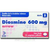 Diosmine Arrow 600 Mg, Comprimé Pelliculé à TOULOUSE