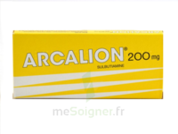 Arcalion 200 Mg, Comprimé Enrobé 2plq/30 (60) à TOULOUSE