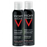 VICHY mousse à raser peau sensible LOT à TOULOUSE