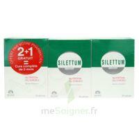 Silettum Nutrition Du Cheveu 60 X2 + 60 Offertes à TOULOUSE