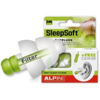 Bouchons D'oreille Sleepsoft Alpine à TOULOUSE