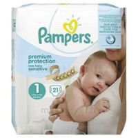 Pampers couches new baby sensitive taille 1 - 21 couches à TOULOUSE