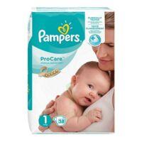 PAMPERS PROCARE PREMIUM Couche protection T1 2-5kg Paq/38 à TOULOUSE