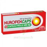 Nurofencaps 400 Mg Caps Molle Plq/10 à TOULOUSE