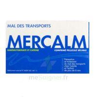 Mercalm, Comprimé Pelliculé Sécable à TOULOUSE