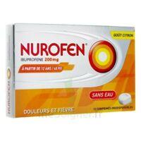 Nurofen 200 Mg, Comprimé Orodispersible à TOULOUSE