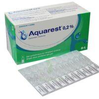 Aquarest 0,2 %, Gel Opthalmique En Récipient Unidose à TOULOUSE