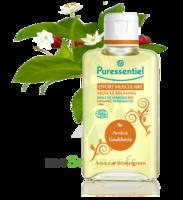 Puressentiel Articulations & Muscles Huile De Massage Bio** Effort Musculaire - Arnica - Gaulthérie - 100 Ml à TOULOUSE