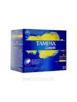 Tampax Compak Régulier Tampon Flux Normal à TOULOUSE