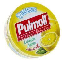 PULMOLL Pastilles citron B/45g à TOULOUSE