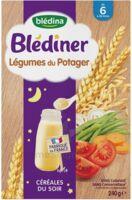 Blédîner Céréales Légumes du potager 240g à TOULOUSE