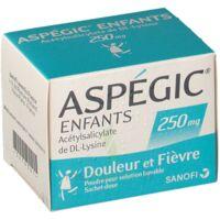 Aspegic Enfants 250, Poudre Pour Solution Buvable En Sachet-dose à TOULOUSE