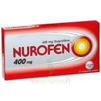 Nurofen 400 Mg Comprimés Enrobés Plq/12 à TOULOUSE