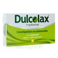 Dulcolax 5 Mg Comprimés Enrobés Gastro-résistants Plq/30 à TOULOUSE