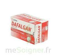 Dafalgan 1000 Mg Comprimés Effervescents B/8 à TOULOUSE