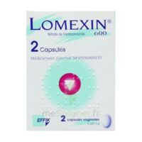 Lomexin 600 Mg Caps Molle Vaginale Plq/2 à TOULOUSE