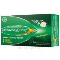 Beroccaboost Comprimés Effervescents B/20 Promo 2€ à TOULOUSE