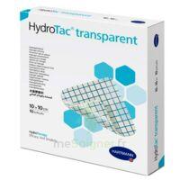 Hydrotac® Transparent Pansement Non Adhésif 10 X 10 Cm - Boîte De 10 à TOULOUSE