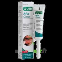 Gum Aftaclear Gel aphtes lésions buccales 10ml à TOULOUSE
