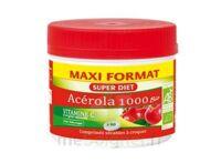 Superdiet Acérola 1000 Bio Comprimés à Croquer Pot/60 à TOULOUSE