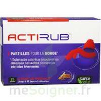 Actirub Pastilles Pour La Gorge B/15 à TOULOUSE