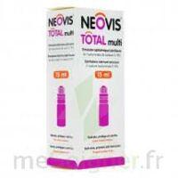Neovis Total Multi S Ophtalmique Lubrifiante Pour Instillation Oculaire Fl/15ml à TOULOUSE