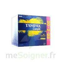 Tampax Compak - Tampon Régulier à TOULOUSE