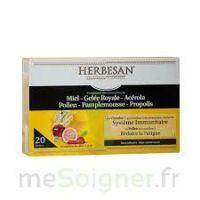 Herbesan Système Immunitaire 30 Ampoules à TOULOUSE